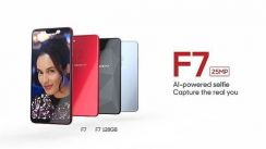OPPO F7 [128GB + 6GB, 64GB + 4GB] - Ready Stocks