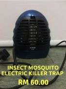 Insect mosquito electric killer trap