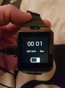 USB lead Smart watch , compatible with mobiles