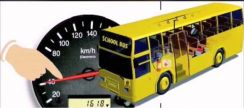 Speed limiter governor for Bus and trucks
