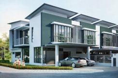Full loan 100% freecash rm18k new 2 storey sg besi
