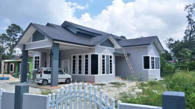 Banglo Tepi Jalan Utama Dewan Beta, Kota Bharu