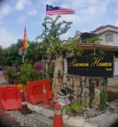Double Storey Link Platinum Homes Sec 7 Shah Alam (Gated Guarded )