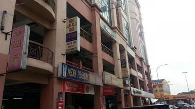 Setapak Diamond Square G FLOOR Shop Lot 1614sf Freehold Jalan Gombak