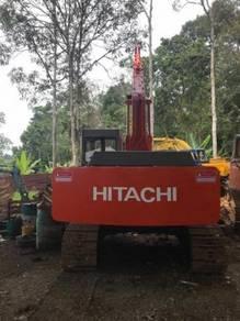 Excavator EX 200 Hitachi