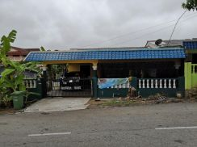 CORNER LOT Single Storey Terrace, Taman Temerloh Makmur, Temerloh
