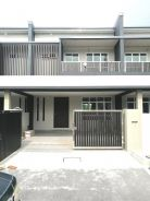 New Double Storey Terrace Intermediate Jalan Batu Kawa