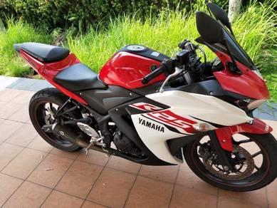 2015 Yamaha R25 For sale