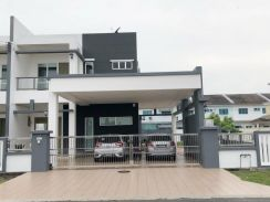 Double Storey Semi Detached, Permy Miri