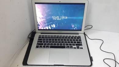 Macbook air 2015 i5 1.6 ghz 8gb ddr3