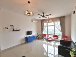 CASH BACK 50k Pandan Residence 1 FULL LOAN