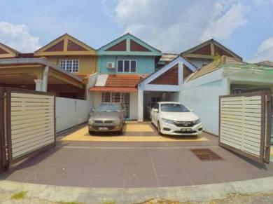Murah 2 Storey Terrace 22x75 Taman Tuanku Jaafar Serembn