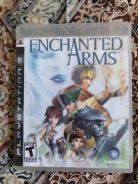 Ps3 games enchanted arms