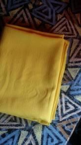 Prelove scarf/shawl | kuning