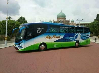 Perkhidmatan sewa bas