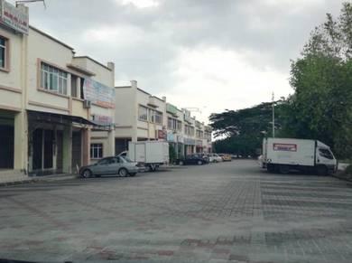 Indahpura Kulai Iris Shop Lot For Sale