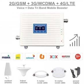 2G 3G 4G TRI Band Mobile Repeater