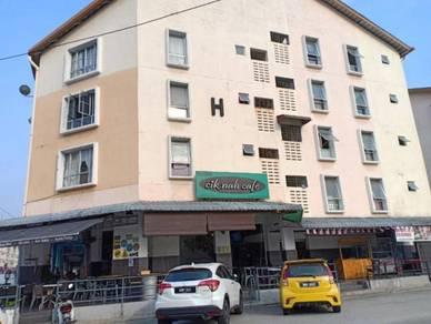 4th Block H Apartment Komersil Seksyen 7 Shah Alam