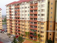 Amazing Heights Apartment, Klang, Tingkat 3, Renovated, Freehold