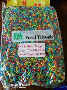 Coklat kuaci original Yusof Taiyoob(YUTA)