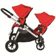 City Select Twin Stroller