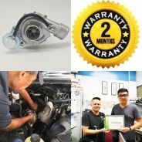 Isuzu Turbo Dmax High Quality Turbocharger