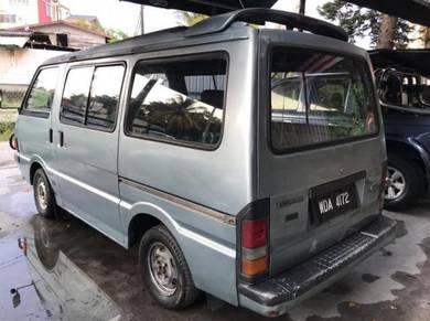 1993 Van Ford Econovan 1.8 (M)