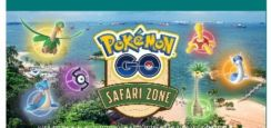 Pokemon Go Safari Singapore
