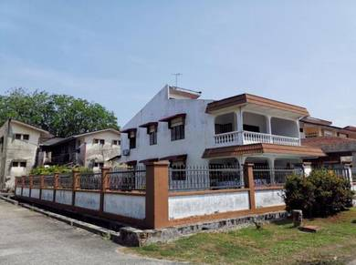 Corner Lot Double Storey House (Kuantan)
