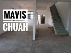 4 Storey Commercial Building Facing Main Road Chulia Street Georgetown