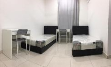 1 Month Deposit Rooms to Let at Puncak 7, Shah Alam