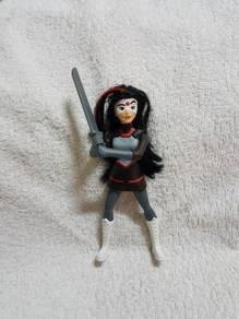 DC Comics Super Hero Girls Action Figure - Katana