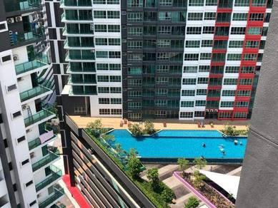 The Zizz, Corner, Big Balcony, 2 Carpark