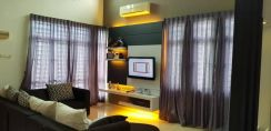 Freehold Furnished Renovated Bungalow Krubong Perdana