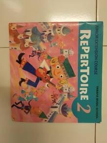 Yamaha JMC & JXC Repertoire Solfege books & CD