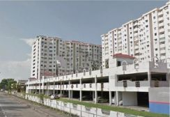 Widuri apartment Raja Uda Butterworth