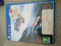 Need 4speed rival ps4 cd
