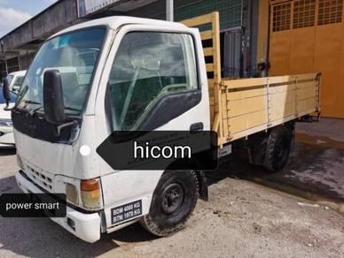 2000/01 hicom perkasa green engine kayu bdm4000kg
