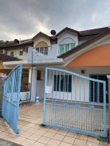 2 Storey Taman Minang Ria Cheras Facing Playground