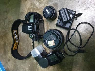 D7000 Nikon semi pro