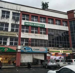 Office in Medan Setia Raja Commercial Centre, Kuching, Sarawak