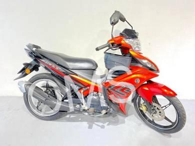 Yamaha 135LC V5 Second 135 LC Vnew DepRdh V4 V3