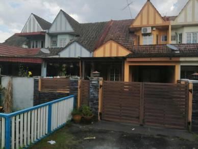 SHAH ALAM SECTION 8 - Double Storey Terrace