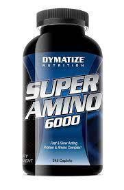 Dymatize super amino protein bcaa