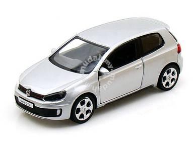 Model Koleksi Volkswagen golf GTI perak