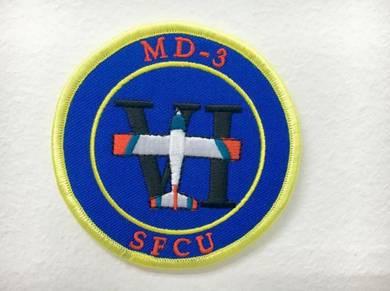 RMAF (TUDM) MD-3 SFCU patch