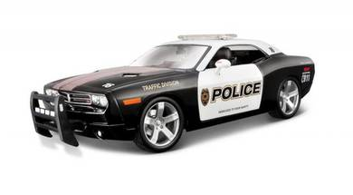 2006 Dodge Challenger Police
