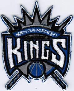NBA Sacramento Kings National Basketball Patch