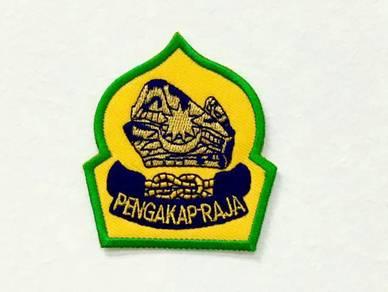 Malaysia King Scout (Pengakap Raja) badge