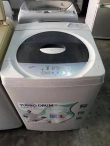 Mesin Basuh LG Washing Machine Reconditioned Top